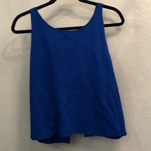 Blue Women's Blouse